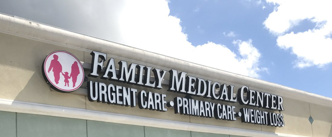 Lake Conway Primary Care Clinic About Us Sign Orlando